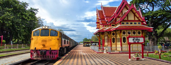 Hua Hin Day Tour From Bangkok By Private Tour And Packages 2 Days 1night 3da